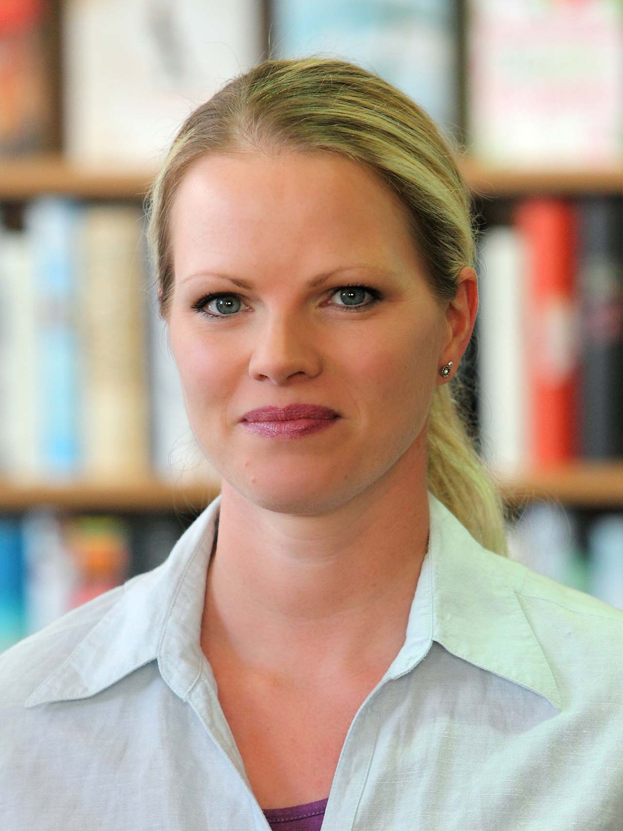 Team Buchhandlung Lohmann - Sandra Mayr