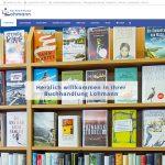 Website der Buchhandlung Lohmann
