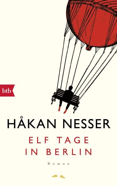 Hakan Nesser: Elf Tage in Berlin