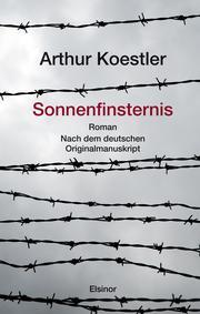 Arthur Köster: Sonnenfinsternis