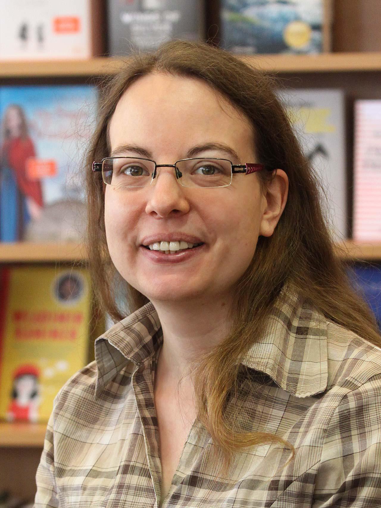Team Buchhandlung Lohmann - Andrea Demmin