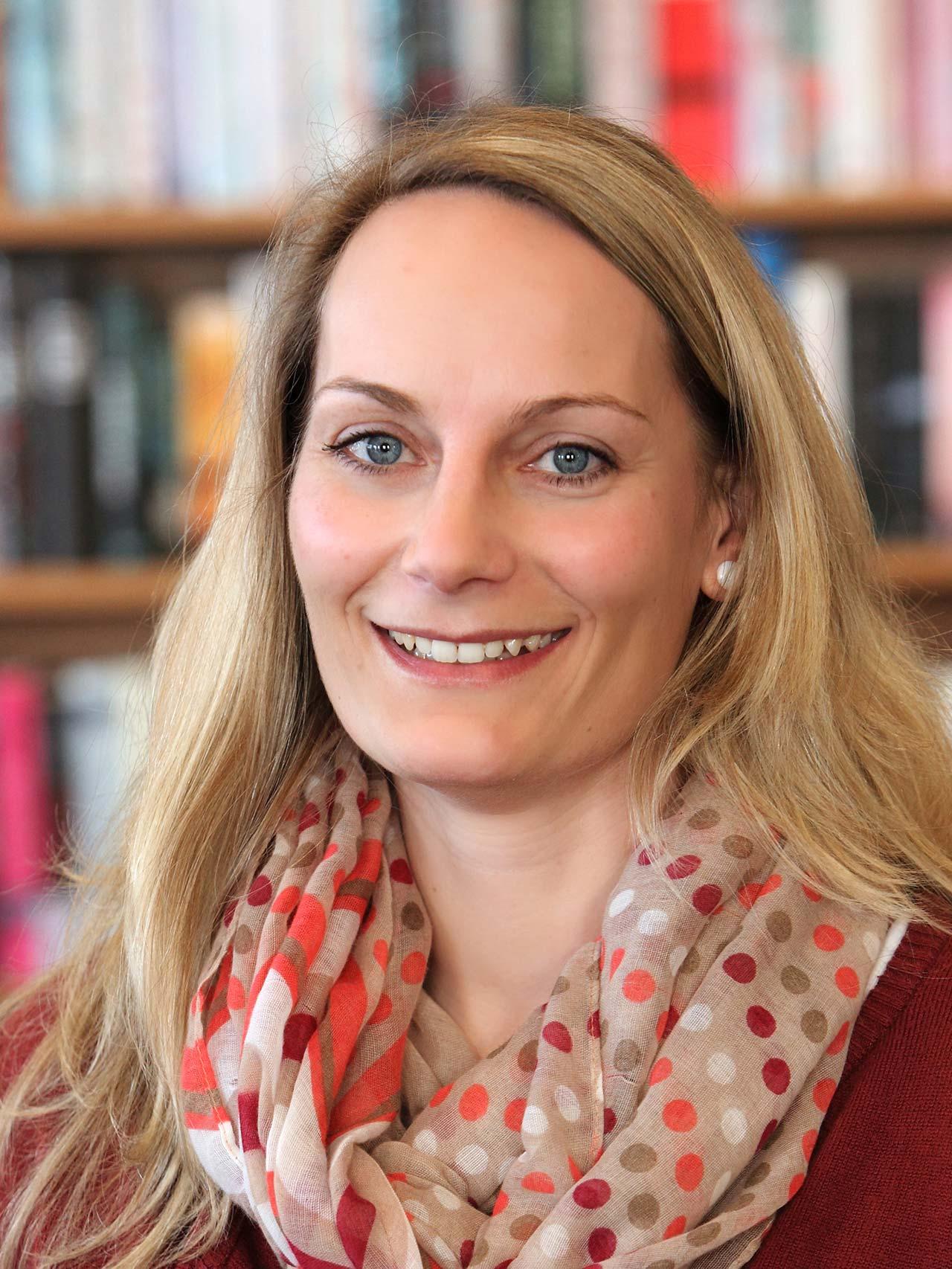 Team Buchhandlung Lohmann - Melanie Arndt